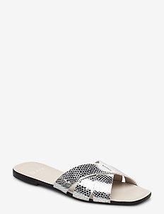 DAY Spring Sandals - platte sandalen - silver