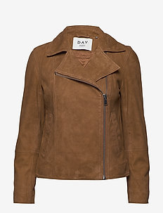 Day Harbour - leather jackets - topaz