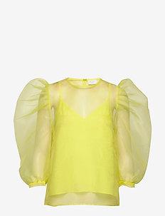 DAY Fairy - bluzki z krótkim rękawem - sulphur