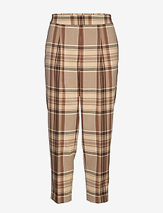 Day Sparrow - straight leg trousers - cappuccino