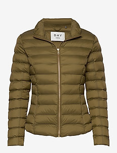 Day Dune - padded jackets - forest