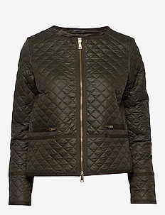 Day Rainy - quilted jackets - bitter