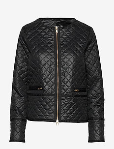 Day Rainy - quilted jackets - black