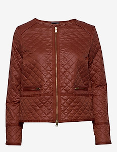 Day Rainy - quilted jackets - tulip