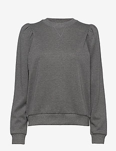 Day Spin - sweatshirts - dark grey mel.
