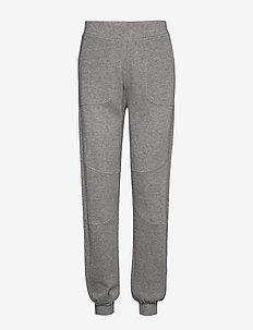 Day Spin - sweatpants - dark grey mel.