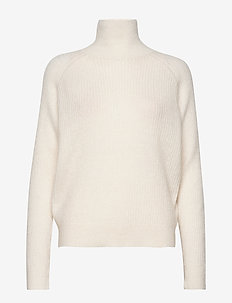 Day Essence - turtlenecks - ivory shade