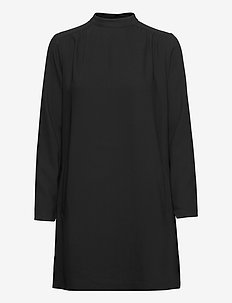 DAY Classic Gabardine - midi dresses - black
