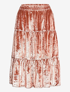 Day Create - midi kjolar - sughero