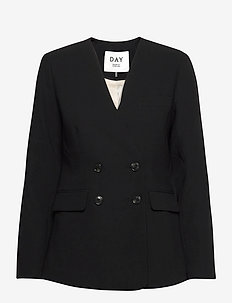 Day Classic Gabardine - oversized blazers - black