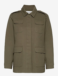 DAY Cactus - casual blazers - deep olive