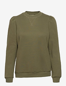 Day Spin - sweatshirts - deep olive