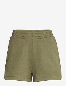 Day Spin - casual shorts - deep olive