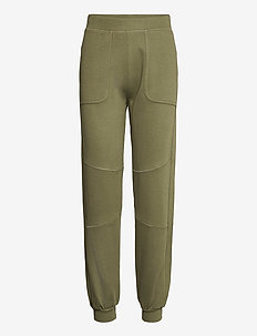 Day Spin - sweatpants - deep olive
