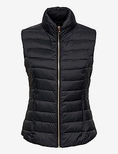 DAY Dune - puffer vests - black