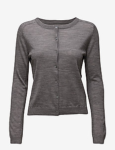 DAY Whitney - cardigans - medium grey mel.