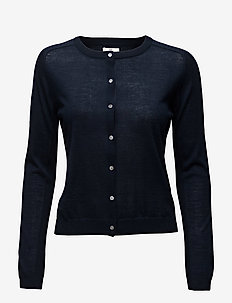 DAY Whitney - cardigans - navy blazer