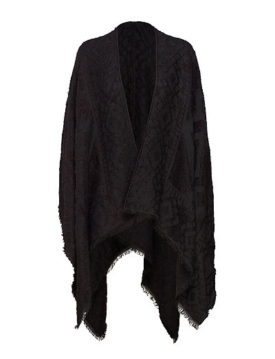 Day Barbara Shawl - BLACK