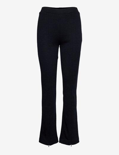 Hannah - Delighted Wool - pantalons - maritime blue