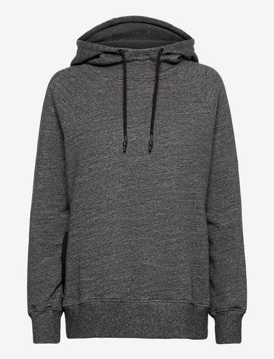 Jamilla - Casual Comfort - sweatshirts et sweats à capuche - dark grey melange