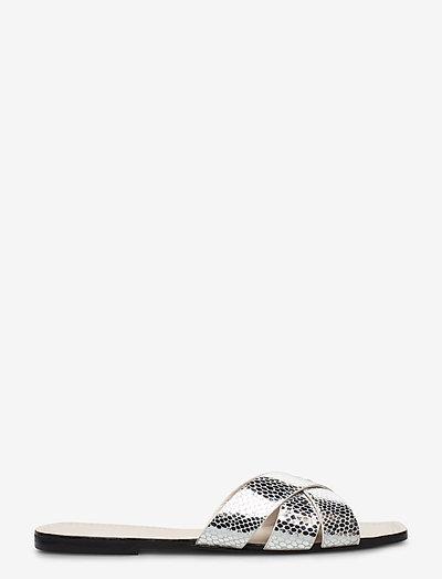 Day Birger Et Mikkelsen Spring Sandals- Sandały Silver
