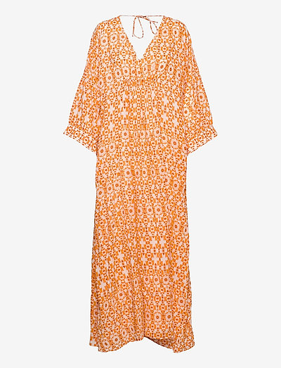 DAY Radiate - summer dresses - apricot