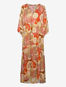 HARPER - alledaagse jurken - khanga taupe