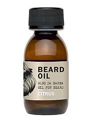 Beard Oil Citrus - NO COLOR