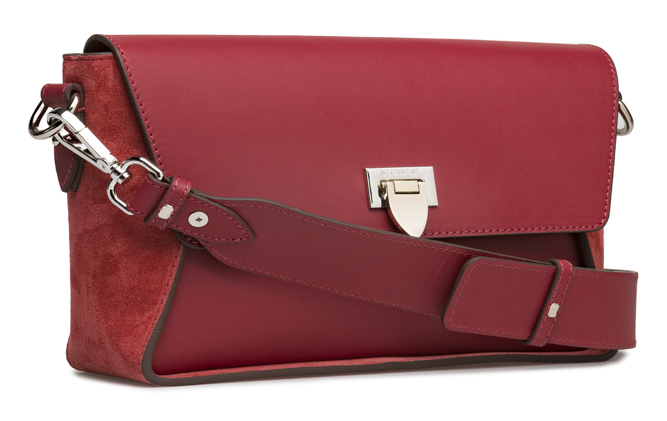 Cross Mia Scarlet over 100 Cuir Decadent Red 8Aq55
