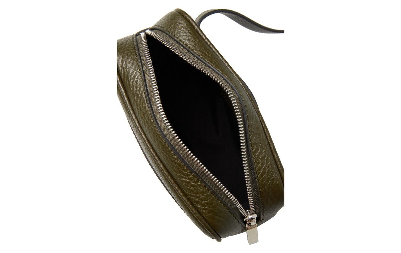 Cuir Patricia Bag Red Empeigne Scarlet Belt 100 Decadent U0qw6fO77