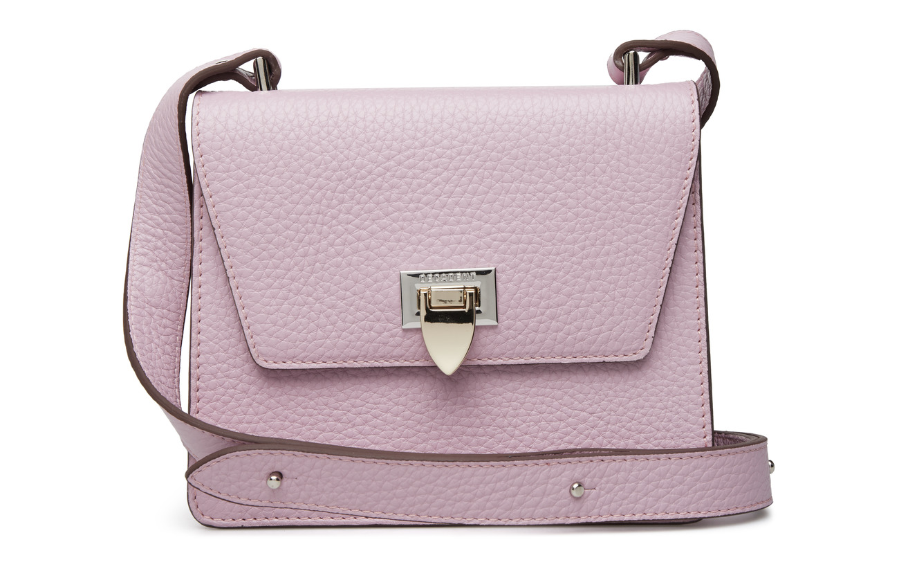 Decadent Shirley 100 White Empeigne Cuir Crossover Fpdwrp
