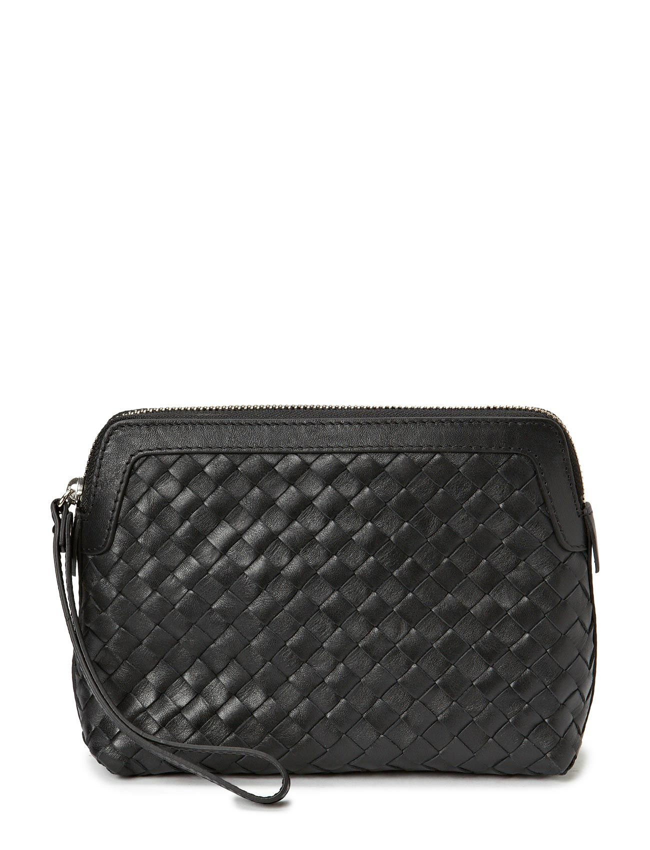 Decadent Wown Make up Purse - BLACK