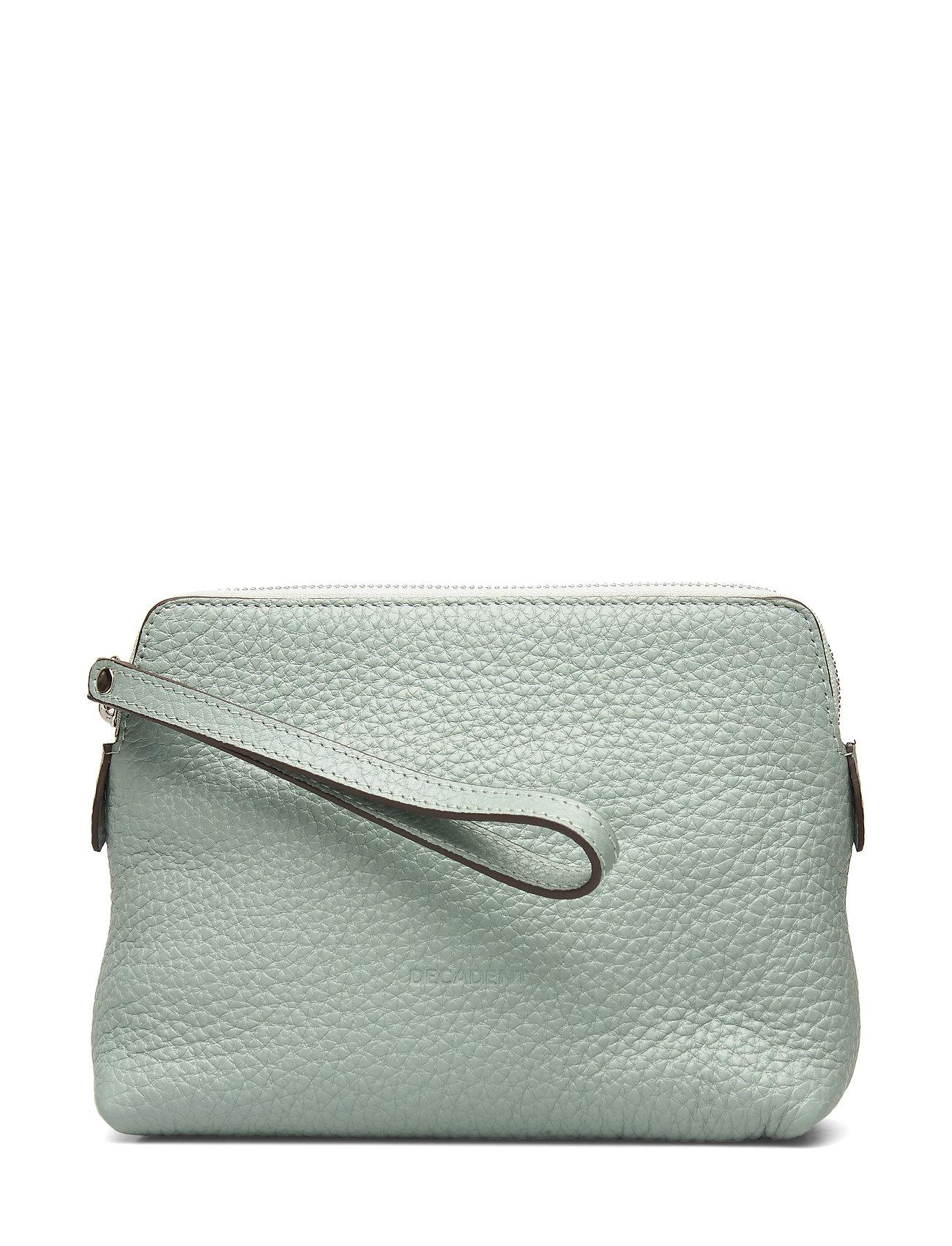 Decadent Hannah makeup purse -  FROSTY GREEN