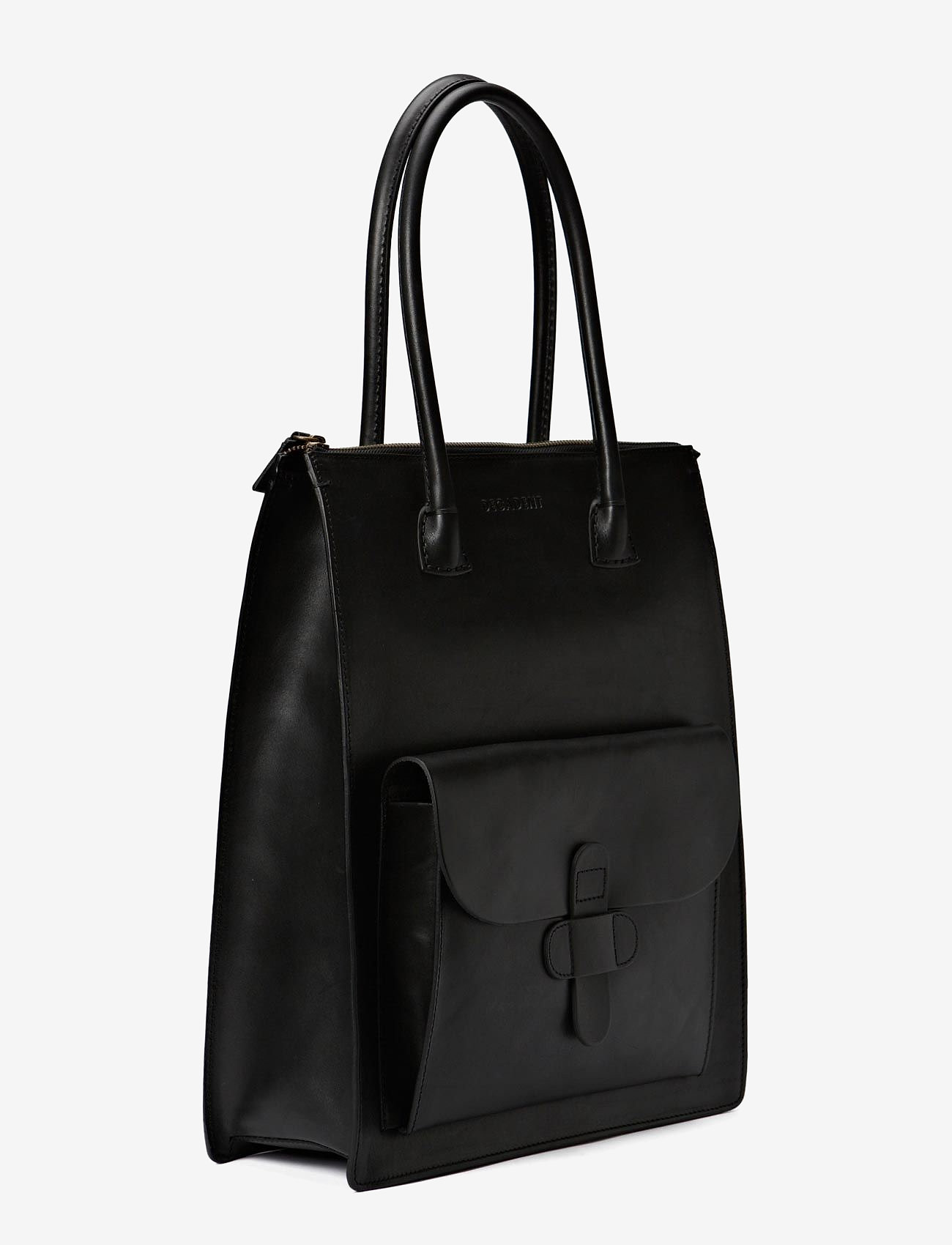 Decadent - Working Bag One Pocket - shoppers - black - 1