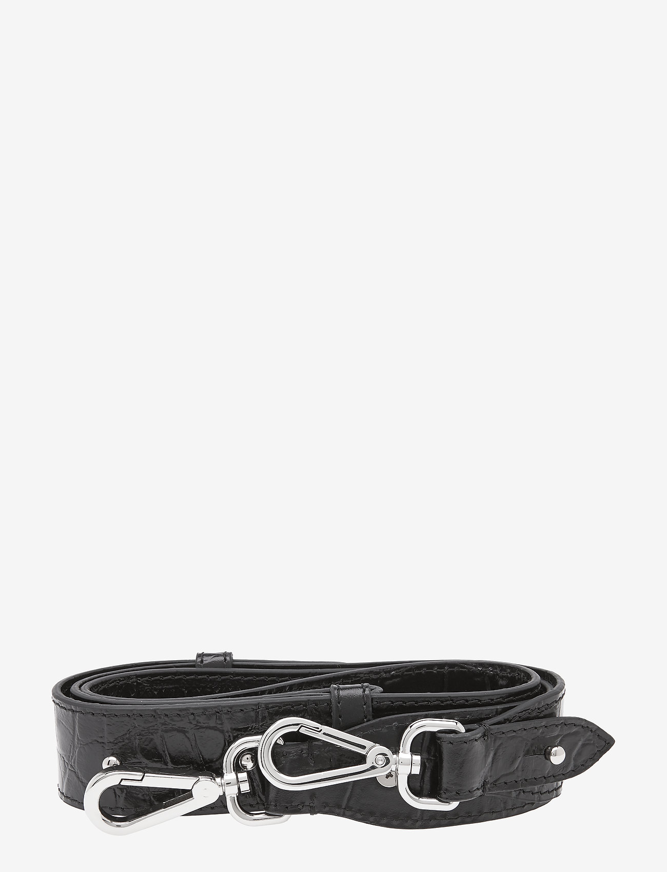 Decadent - Canvas strap - bag straps - black - 0