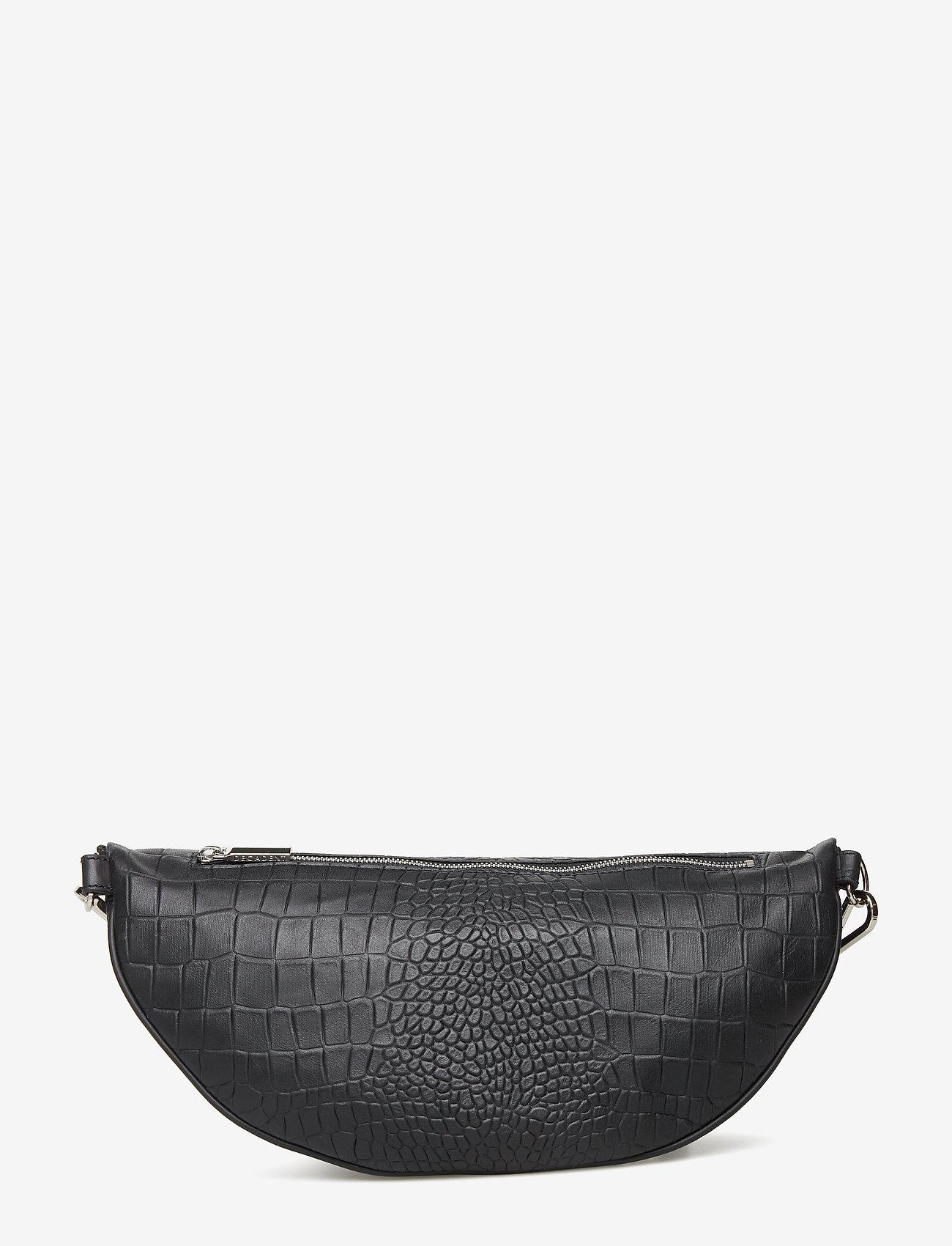 Decadent - Paris bumbag - belt bags - alligator black - 1