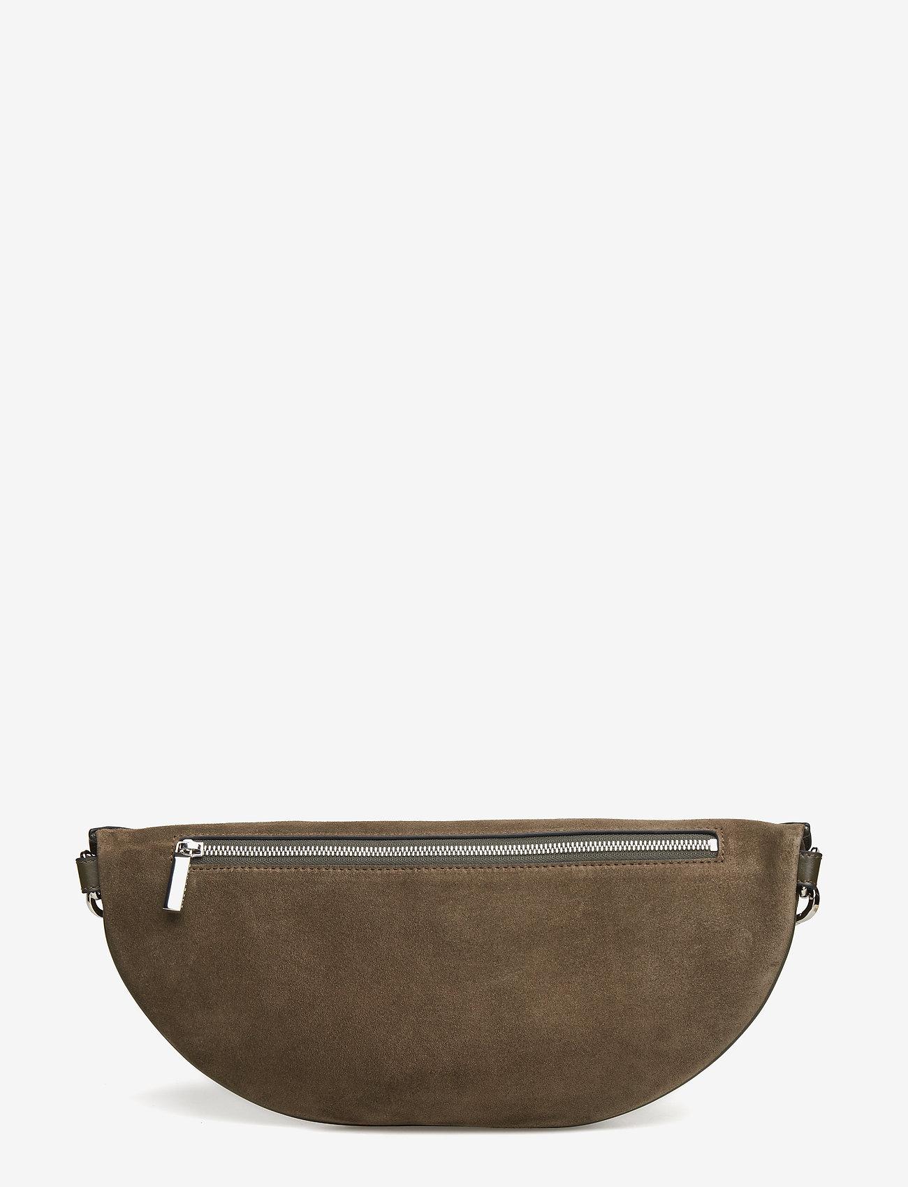 Decadent - Paris bumbag - belt bags - suede army - 1