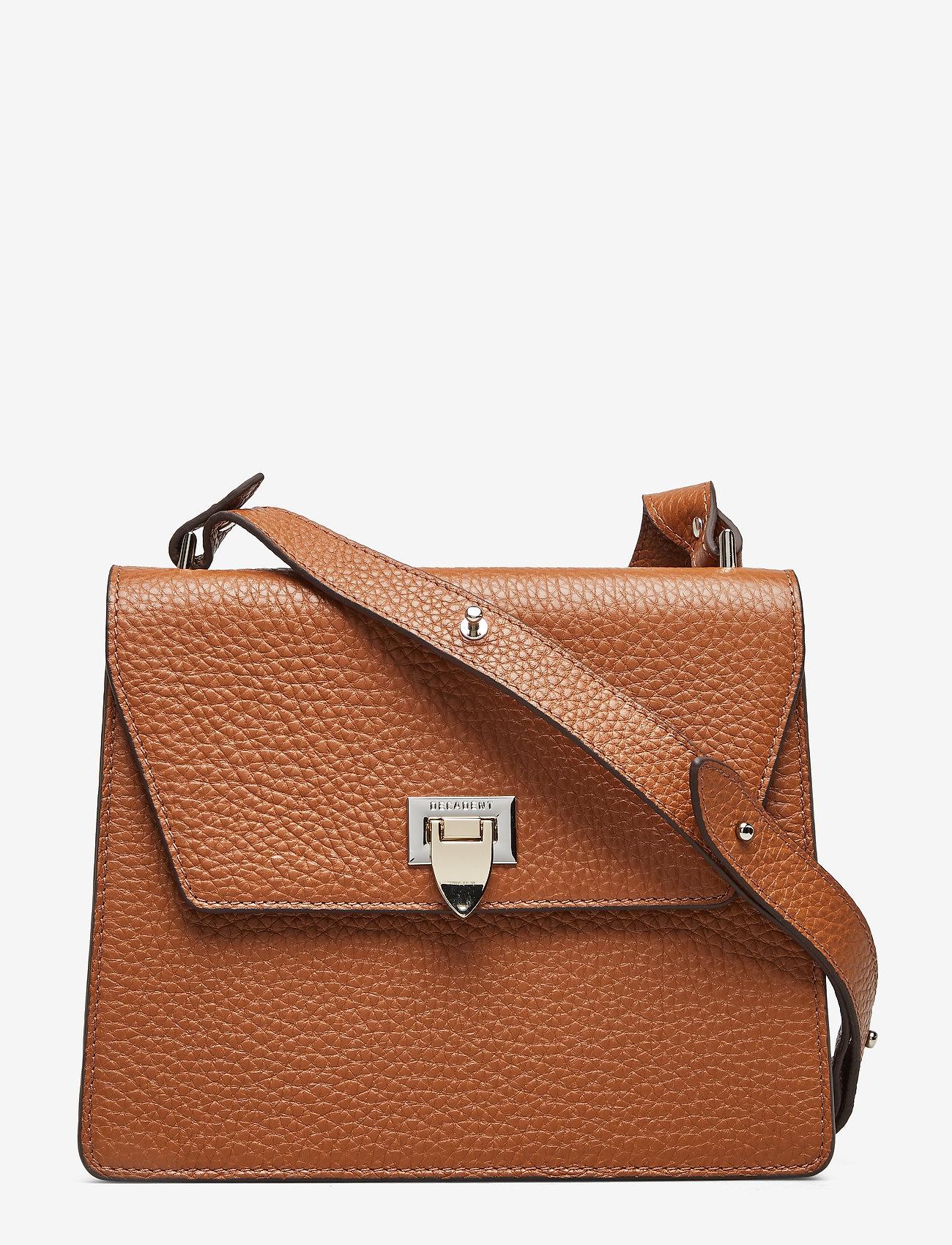 Decadent - Nadia cross-over - shoulder bags - cognac - 1