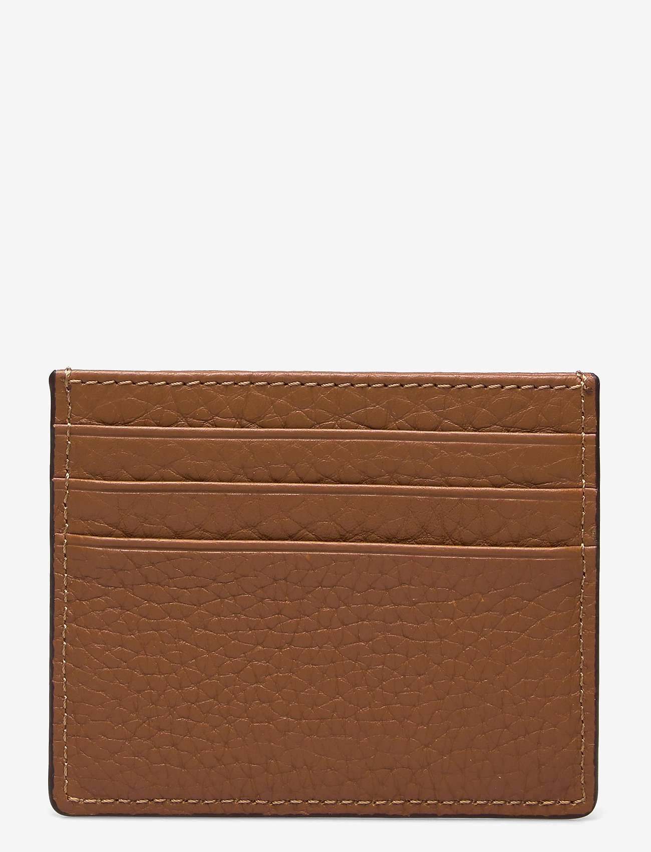 Decadent - Two side card holder - kaart houders - cognac - 1