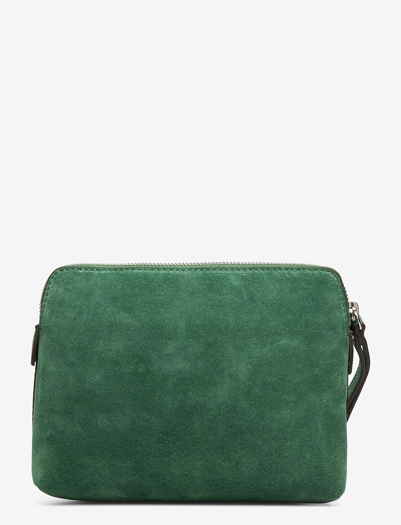 Decadent - Hannah makeup purse - clutches - suede green - 1