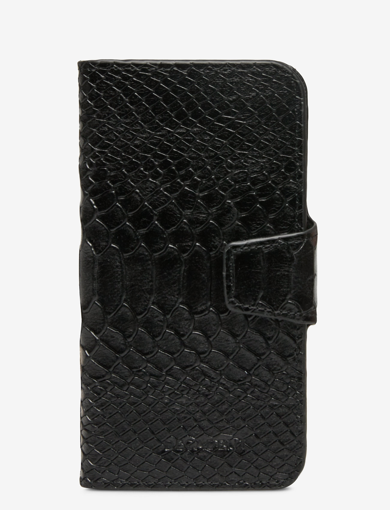 Decadent - Alana iPhone 11 flip cover - puhelimen kuoret - anaconda black - 0