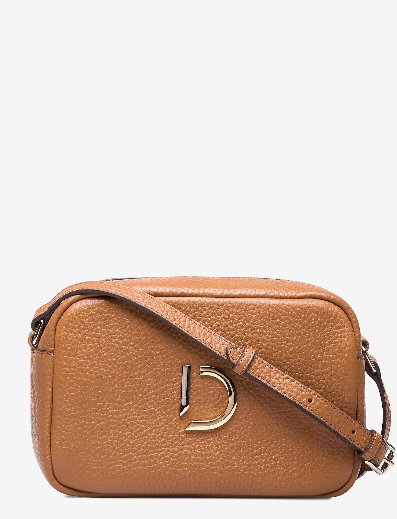 Decadent - Brianna cross-body bag - shoulder bags - cognac - 0