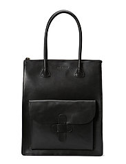 Working Bag One Pocket - BLACK