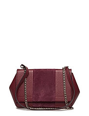 Maya small bag - OXBLOOD