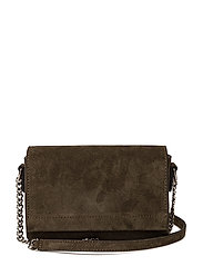 Evelyn cross-body - SUEDE ARMY