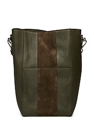 Naomi bucket bag - ARMY