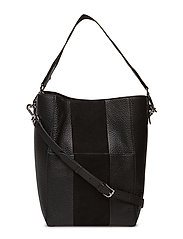 Naomi bucket bag - BLACK