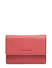 Darcy tiny wallet - SCARLET RED