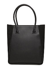 Caroline big handbag - BLACK
