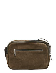 Addison cross-body - SUEDE ARMY